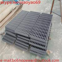 China Grating Ditch Cover Steel Gratings Trench Cover/Bar Grating trench grating steel bar grating with ISO9001:2008 wholesale