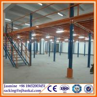Wholesale High Quality Mezzanine Floor with Hot Dipped Galvanized Steel Grating from china suppliers