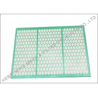 Buy cheap Anti Corrosion Shale Shaker Parts Double / Triple Layer  Shake Screen from wholesalers