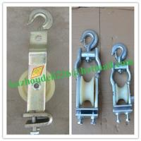 China video Lineman Cable Sheave, sales Mini Cable Block,Cable Block on sale
