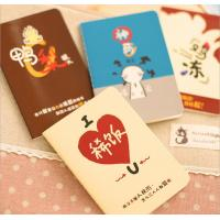 China Wenzhou elastic band notebook cool pad wooden notebook wholesale