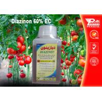 China Diazinon 60% EC Pest control insecticides 333-41-5 wholesale