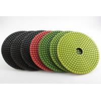 China 125mmWet Polishing Pads DM03125 wholesale