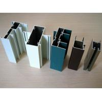 China T5 / T6 Aluminum Extrusion Profiles For Broken Bridge Insulation Windows wholesale