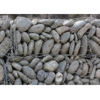 Hot Dipped Galvanized Wire Gabion Baskets 2*1*0.5m Used In River Protection