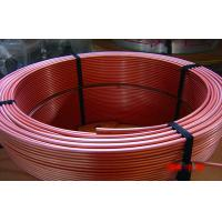 China 6005 TP2 Split Air Conditioner Copper Pipe / Coil Punching With API C12200 wholesale