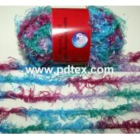 Buy cheap 1nm 100%polyester hand knitting yarn from wholesalers
