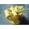 Buy cheap Hyundai R60-7 Excavator Hydraulic Swing Motor SM60-01 Yellow 70Kgs Net Weight from wholesalers