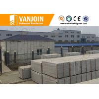 China Office Partition Polystyrene Building Panels /Insulated Wall Panels Water Proof wholesale