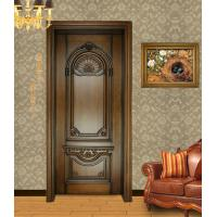 China LEFFECK 2015 high end customized a solid wood door 90.0 cm wide wholesale