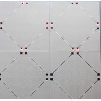 China Office Aluminium Square Profile Corrosion Resistance / Replacement Metal Ceiling Tiles wholesale