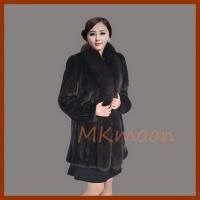 China mink fur coat 141# wholesale