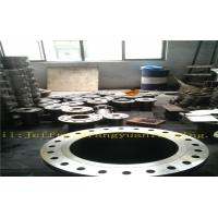 Quality Customized  stainless steel forged flanges  F316L F304L F51 F53 F60 for sale