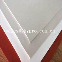 China Food Grade Soft Customized Latex Rubber Sheet Odorless Rubber Sheeting Roll wholesale