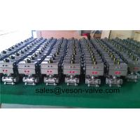 China valve actuator controls and accessories  double acting pneumatic actuator cylinder on sale