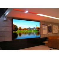 Quality Large Full Color 1R1G1B p6 LED Video Wall displays for Company Culture for sale