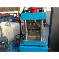 Wholesale Singe Chain Driven Door Frame Roll Forming Machine For Door Shutter 5.5KW from china suppliers