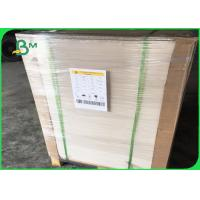 China 80g Offset Paper With 15 - 20 PE FSC & SGS Support For Hotel Soap Packing wholesale
