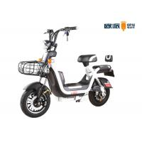China Electric Motor Scooters For Adults , Electric Road Scooter 48V 20AH wholesale