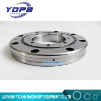 China CRBE 11528 B  WW C8 P5 customized single row crossed rollers slewing bearing without gear 115x240x28mm on sale