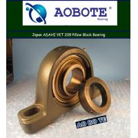 China Japan ASAHI YET209 Pillow Block Bearing For Pharmaceutical Chemical Processing wholesale