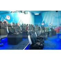 China 3d / 4d / 5d / 6d Cinema Motion Theater Chair Pneumatic / Hydraulic / Electronic wholesale