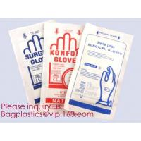 Latex Gloves Powder Free / Disposable Food Prep Cooking Gloves / Kitchen Food Service Cleaning Gloves, bagease, bagplast