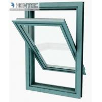 China Powder Painted  Aluminum Window Extrusion Profiles 6063 Green wholesale