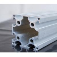 China Customized 6060 T Slot Aluminium Industrial Profile With Anodizing Finish wholesale