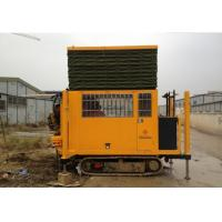 China Box Type Crawler Cone Penetration Test Apparatus Four Cylinder Diesel Engine Water Cooling wholesale