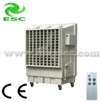 Industrial Evaporative Cooling Systems : Portable industrial air cooler of zianalin