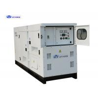 China Industrial 150 kVA FAWDE Generator Silent Diesel Genset with 6 Cylinder wholesale