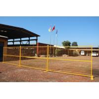 Buy cheap Hot sale CE Certicification Canada or au temporary fence (Factory)ISO 9001 from wholesalers