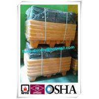 China HDPE Oil Drum Spill Containment Pallet  , PE 4 Drum Spill Containment Platform wholesale