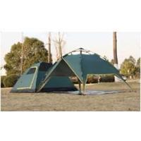 camping tent portable , automatic multi-function tent for camp ,double layer family tent for 3-4person