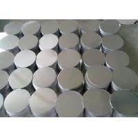 China Commercial Grade 3003 Aluminum Sheet Circle , DC Deep Drawing Aluminium Circles wholesale