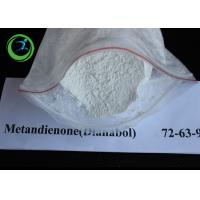 China Injeactable and Oral Anabolic Steroids Bodybuilding Methandrostenolone Dianabol Dbol White Powder wholesale