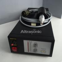 Wholesale Automobile 40KHz Ultrasonic Riveting Welder Equipment Hand Carried from china suppliers