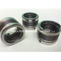 China Burgmann MFL85N Pump Mechanical Seal Replacement  , KL-85N Metal Bellow Seal wholesale