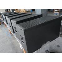 "China 800 Watts RMS Indoor Speaker System 2x10""  LF +  1x1.73"" HF Stage Line Array System wholesale"