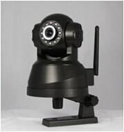 China wireless IP camera P2P camera plug and play supported Baby monitor indoor camera 300k 10M night vision wholesale