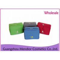 China Large Capacity Makeup Accessories Bag Nylon Hook Easy To Take Multi Color on sale