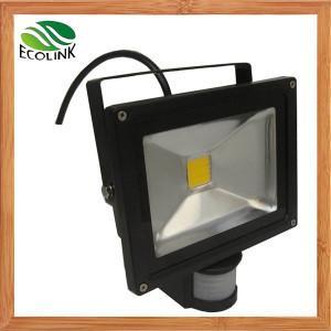 China China LED Lighting /30W LED Flood Light with PIR Sensor wholesale