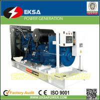 China 10kva~250kva Original UK Perkins Open Type Diesel Generators wholesale