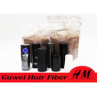 Med Brown Hair Fibre Refill Bags Small Volume Suitable For All Ages