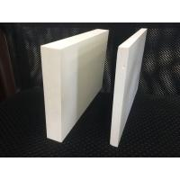 China Printable Snow White Closed Cell PVC Foam Board Rigid Lightweight 1220 X 2440mm wholesale