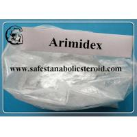 China Anastrozole Powder Legal Raw Steroid Powders Arimidex For Treatment of advanced breast cancer wholesale