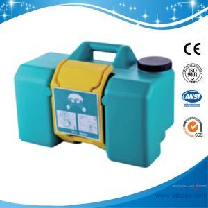 China SH8G-Gravity operated Eye wash,8 Gallon eye wash solution portable eyewash stations eye washer 8 gallon workplace safety on sale