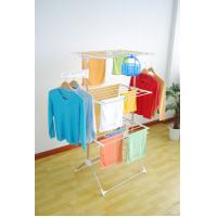 China Home White Clothes Rack Dryer, Baby Born Hangers with Stainless Steel Tube NG-300A wholesale