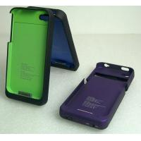 China Colorful Juice Pack 1900mAh External Battery for iPhone 4/4S Hot Selling on sale